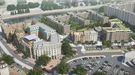 «Новый Ломзе»: архитекторы представили концепции застройки территории «Балтик-Экспо» в Калининграде