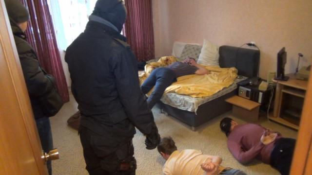 Полицейские задержали вЧите организатора наркопритона всобственной квартире