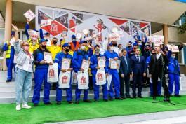 «Лидеры предприятия»: на АВТОТОР прошёл конкурс профессионального мастерства