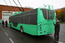 «Калининград-ГорТранс» выделяет пять миллионов рублей на видеонаблюдение в троллейбусах