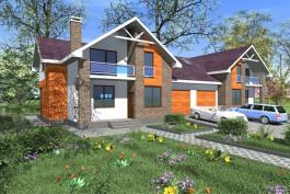 «АСК Проект» предлагает готовые и индивидуальные проекты домов в Калининграде