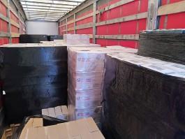В Балтийске задержали 38 тонн контрафактного алкоголя