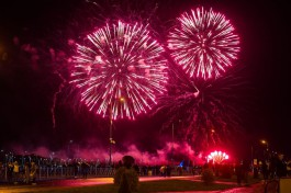Чемпионат фейерверков в Калининграде вошёл в топ самых интересных событий для путешествий на выходные