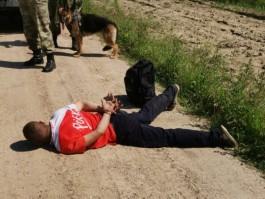 В районе Мамоново пограничники задержали гражданина Болгарии, который незаконно пришёл из Польши