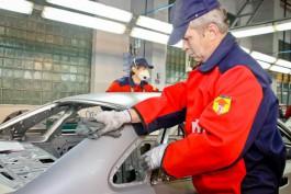 В Калининградской области зафиксировали рост промпроизводства
