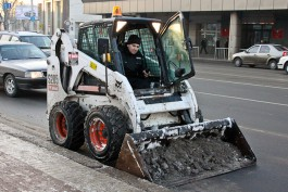 Правительство планирует помочь Калининграду с закупкой техники для уборки улиц