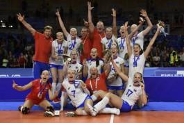 Тренер калининградского «Локомотива» привёл сборную России по волейболу к победе на Универсиаде