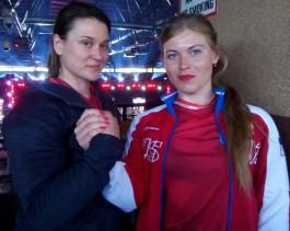 Калининградские спортсменки выиграли две бронзы чемпионата Европы по армрестлингу