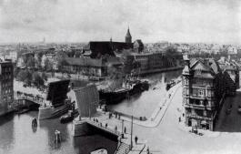 «Живой Кёнигсберг»: Дровяной мост