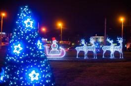 В выходные в Калининградской области ожидается минусовая температура и снег