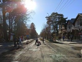 С четверга междугородние автобусы не будут заезжать в центр Светлогорска