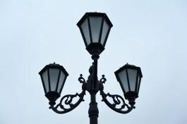 Ночью в центре Калининграда не будет освещения на нескольких улицах