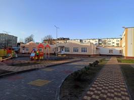 В Калининграде открыли новый корпус детского сада с ясельными группами