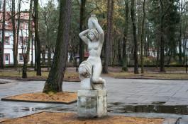Светлогорск получит деньги на реконструкцию Лиственничного парка по программе приграничного сотрудничества