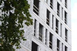 За пять месяцев в Калининграде ввели в эксплуатацию 121 тысячу квадратных метров жилья