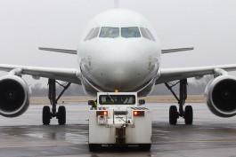 СМИ: Ребёнок потерял сознание при посадке самолёта в «Храброво»