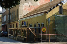 В Черняховске отремонтируют 11 немецких домов в старом квартале