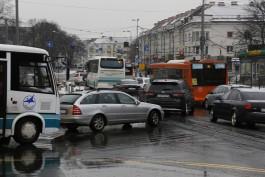 «Долгая дорога в центр»: в Калининграде запустили движение по улице Киевской