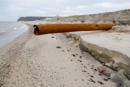 Янтарный комбинат возместил ущерб на 13 млн рублей за сброс стоков в Балтийское море