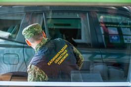 С вечера пятницы до утра субботы закроют все таможенные посты Калининградской области