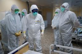 В Калининградской области выявили ещё 301 случай заражения коронавирусом