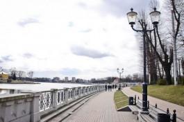 В выходные в Калининградской области прогнозируют потепление до +14°C