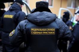 Калининградец лишился «Шевроле» из-за долга в 250 тысяч рублей