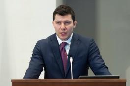 Антон Алиханов потребовал уволить главу администрации Пионерского городского округа за махинации с землёй