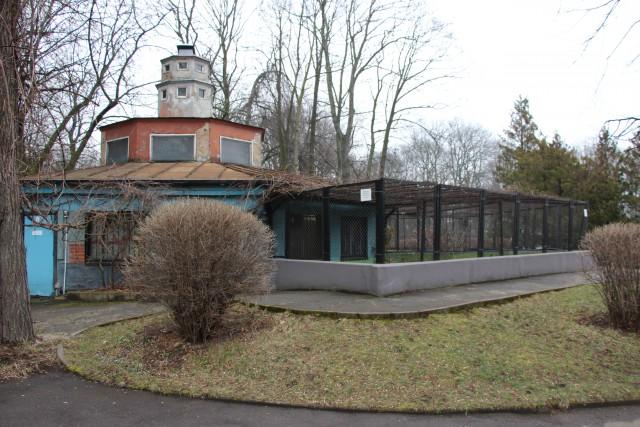 В калининградском зоопарке закрыли террариум из-за аварийного состояния конструкций