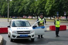Инспекторы ГИБДД обнаружили в Калининграде два автобуса с перебитыми VIN-номерами