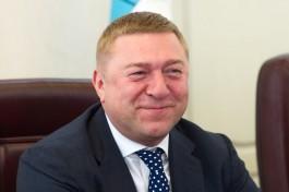 Александр Ярошук решил баллотироваться в Облдуму