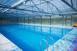 Алиханов анонсировал открытие бассейна в Южном парке 8 сентября
