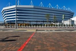 С понедельника спортивные объекты у стадиона «Калининград» открывают для свободного посещения