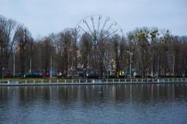 В Калининградской области ожидаются прохладные выходные с дождём