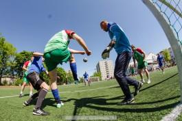 Участники юбилейного калининградского турнира по футболу собрали 86 тысяч рублей на благотворительность