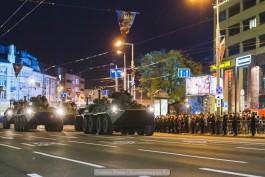 На площади Победы в Калининграде пройдут три репетиции парада в честь 9 Мая
