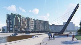 Мэрия Калининграда выделяет 178 млн рублей на строительство моста на остров Канта