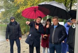 «Красота для дороги в ад»: как благоустраивают Южный парк и Нижнее озеро в Калининграде