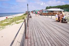 Правительство выделит Балтийску деньги на уборку мусора в прибрежной полосе