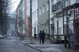 «За ширмой высоких фронтонов»: как выглядит «ганзейский» Ленинский проспект со двора