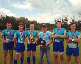 Регбисты из Калининграда стали вторыми на турнире в Польше
