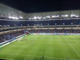 «Балтика» сыграла вничью с «Химками» в Калининграде