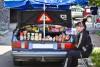 Полиция Калининграда просит сообщать о торговле продуктами с машин