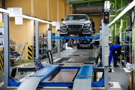 «Автотор» в 2018 году намерен освоить производство девяти новых моделей