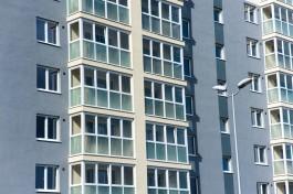 Мэрия: За шесть месяцев ввод жилья в Калининграде увеличился на 7%