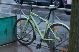 За сутки на дорогах Калининграда пострадали два велосипедиста и пешеход