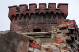 Музей янтаря заказывает проект реставрации башни Врангеля в Калининграде за 10,5 млн рублей