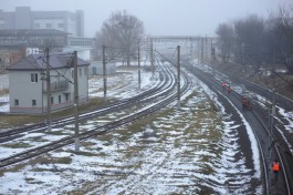 За год пять жителей Калининградской области погибли под колёсами поездов
