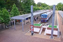 В выходные в Светлогорск и Зеленоградск пустят дополнительные поезда