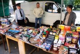 «А мы тут под санкциями»: как власти и полиция боролись с нелегальным рынком на улице Багратиона